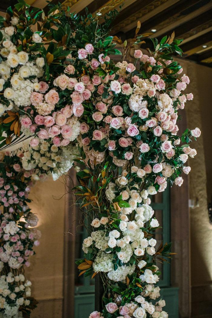 Romantic Wedding Chuppah Inspiration