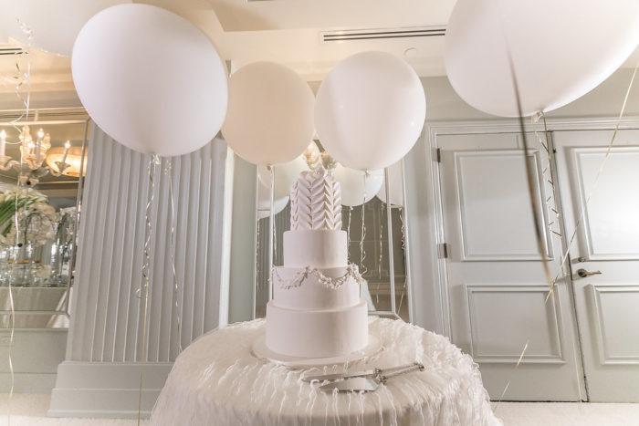 Butter End Wedding Cake Casa Del Mar